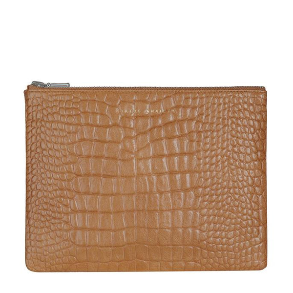 Status Anxiety Ladies Anti-Heroine Clutch - Front