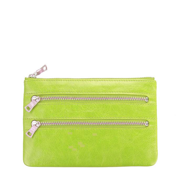 Status Anxiety Molly Purse- Lime Green