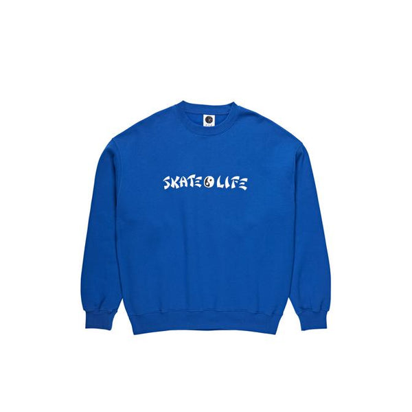 Polar Mens Skatelife Crewneck