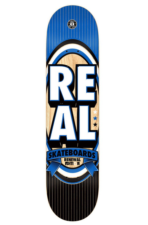 "Real PP Stacked 8.5"" Deck - Front"