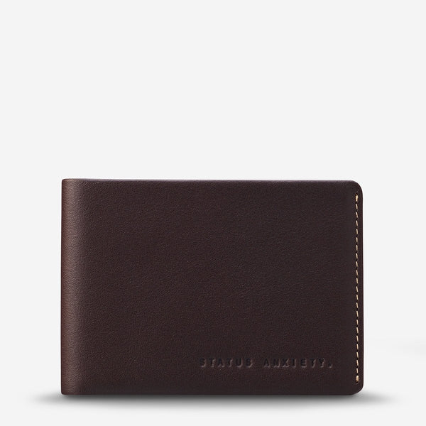 Status Anxiety Mens Otis Wallet