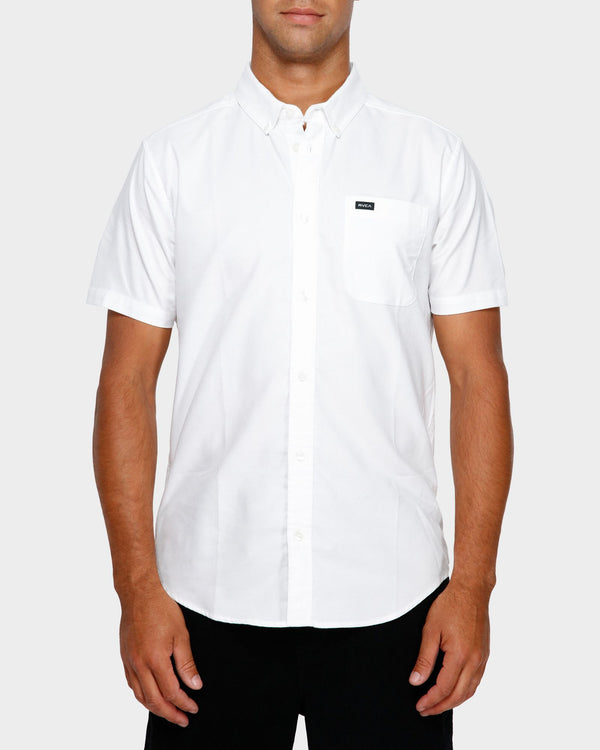 RVCA Mens That'll Do SS Shirt