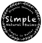 Simple Natural Balms