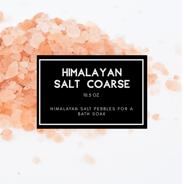Himalayan Salt Coarse - Simple Natural Balms