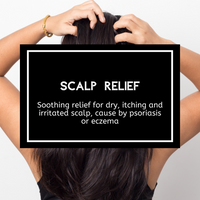 Scalp Relief - Simple Natural Balms