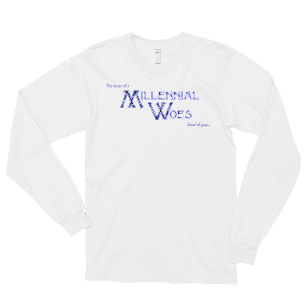 Millennial Woes - Kind of Guy - Long Sleeve