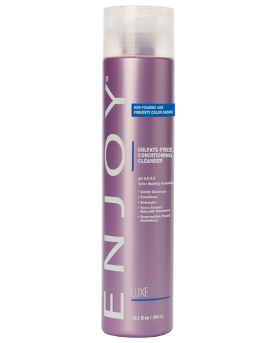 Enjoy Sulfate Free Conditioning Cleanser
