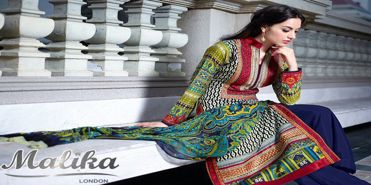 Malika London, Pakistani & Indian fashion online
