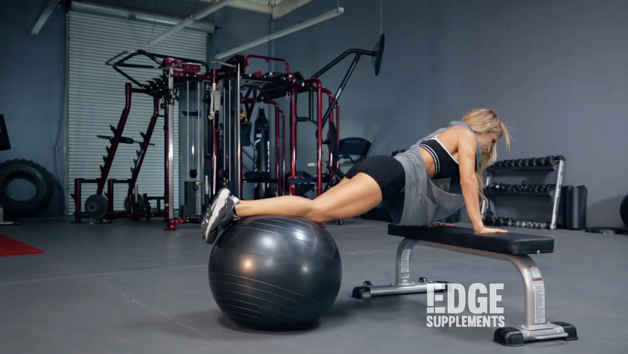 Top 3 Stability-Ball Moves