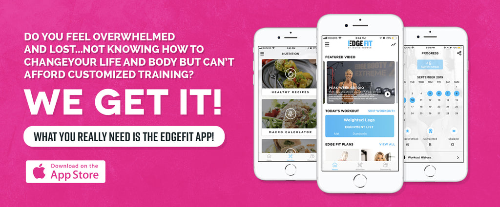Ingrid Romero Online training fitness app