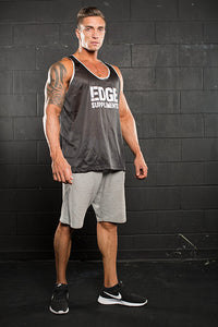 Mesh Athletic Tank