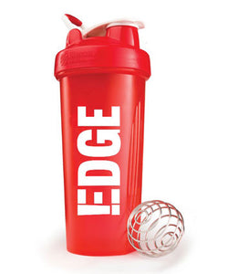 Blender Bottle- Red