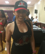 Load image into Gallery viewer, Team Edge Red & Black Snapback Hat