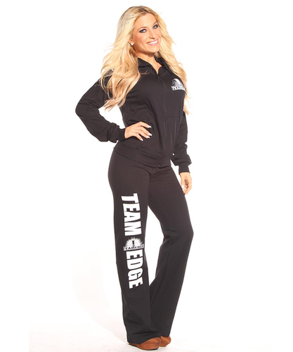 Team Edge Sweatpants + Jersey Zip Hoodie Bundle