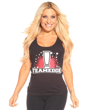 Load image into Gallery viewer, Team Edge Cotton Spandex Tank Top