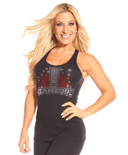 Load image into Gallery viewer, Team Edge Rhinestone Tank