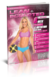 Lean & Sculpted 8 weeks Transformation Challenge