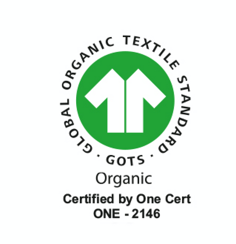 Global Organic Textile Standard - GOTS Logo Soul Space USA