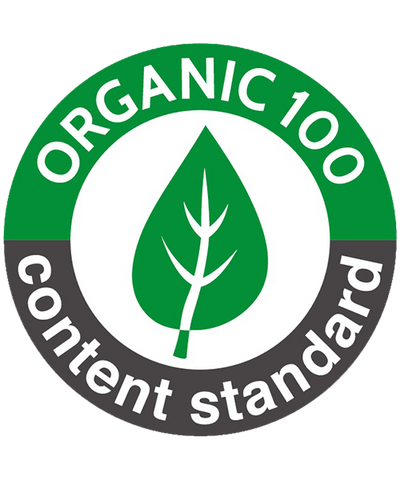 The Organic Cotton Standard Logo - Soul Space USA
