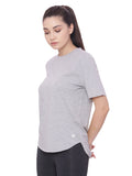 Women's Organic Cotton Tee - Box Tee