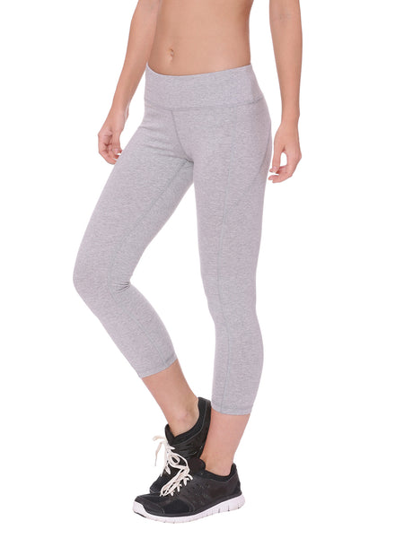 Women's Organic Cotton 3/4 Length Tights - Race Tights