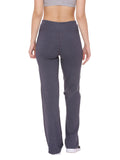 Women's Organic Cotton Yoga Pants- Peace Yoga Pants