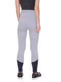 Women's Organic Cotton High Waist Tights - Runner Tights