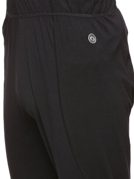 Men's Organic Cotton Stretch Yoga Tights - Vigour Tights
