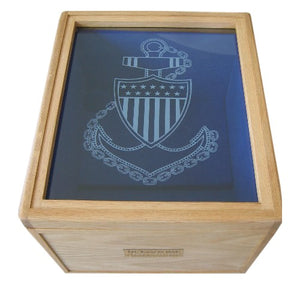 USCG Hat Box Kit