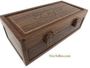 Custom Keepsake box