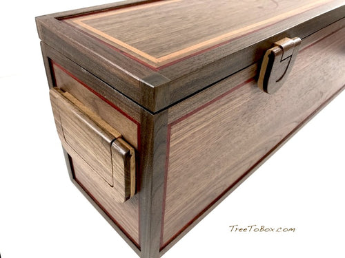 Custom Wooden Keepsake box