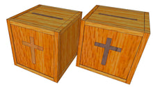 Wooden Prayer box