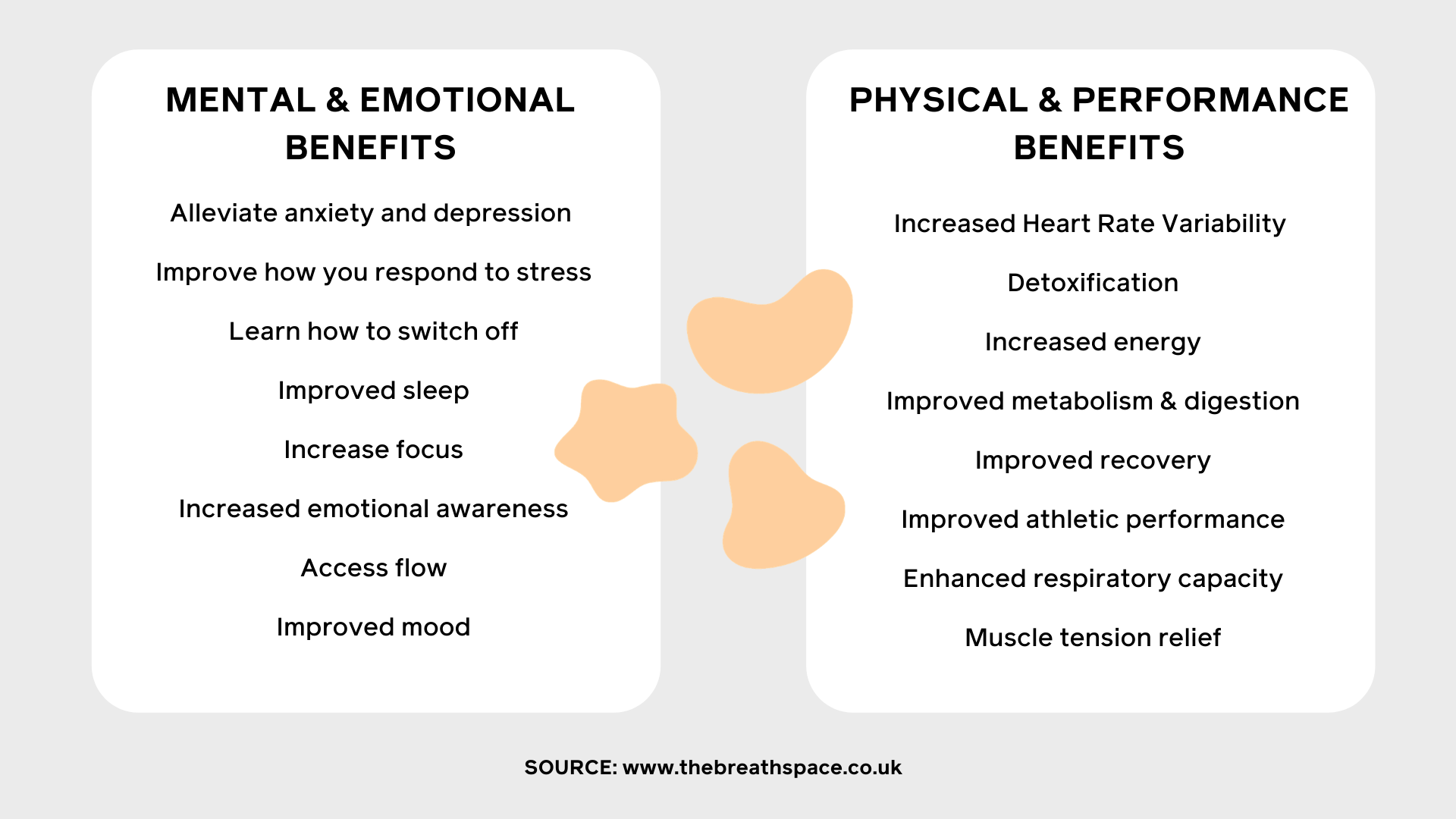 Breathwork holds many mental, physical and emotional benefits.
