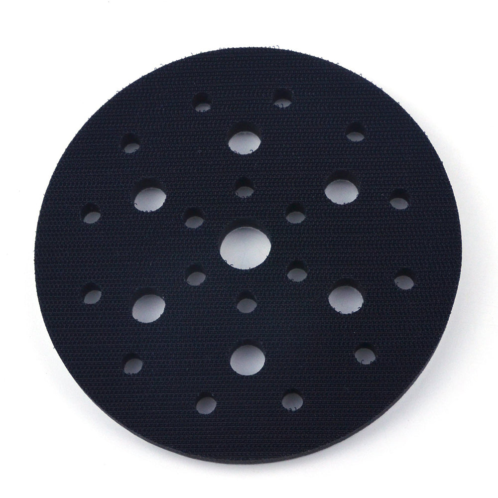 "6"" (150mm) 25-Hole Soft Sponge Dust-free Interface Buffer Backing Pads"