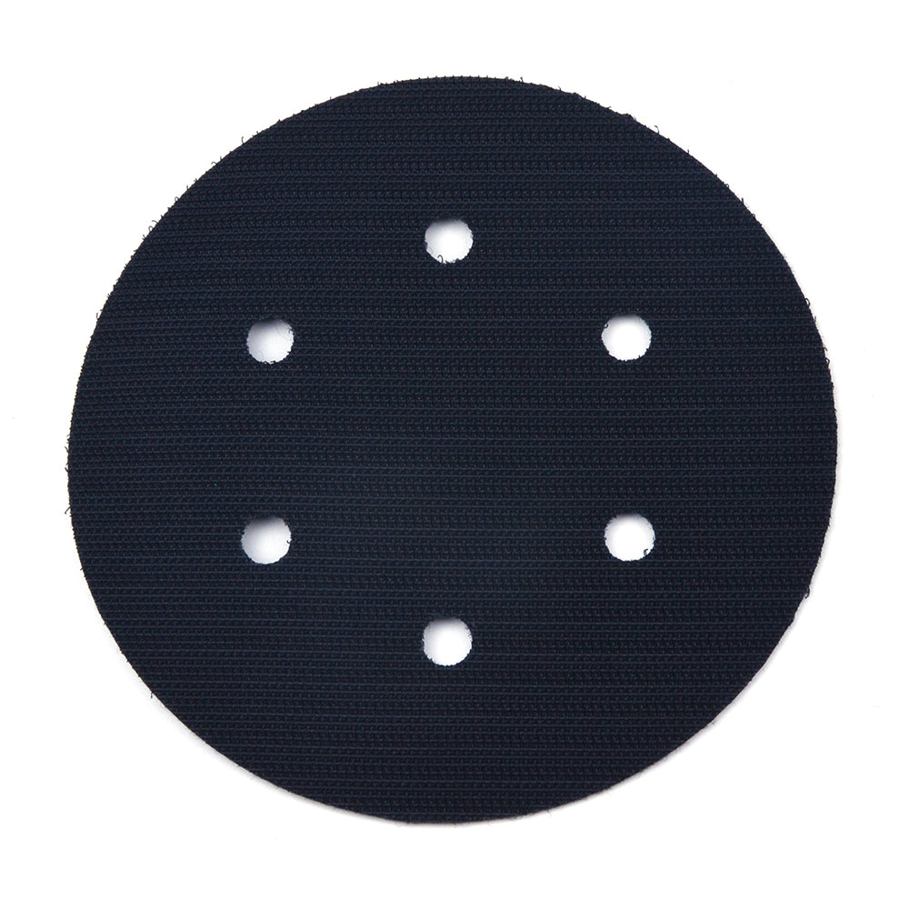 "6"" (150mm) 6-Hole Ultra-thin Surface Protection Interface Buffer Backing Pads"