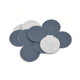 "1"" 2500 Grit Silicon Carbide Wet/Dry Hook & Loop Sanding Discs, 10 Discs"