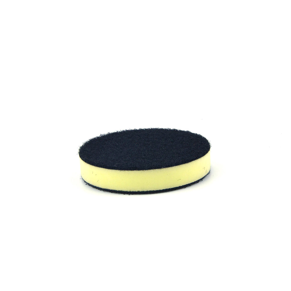 "3"" (75mm) PU Foam High Density Hard Hook & Loop Surface Protection Interface Buffer Backing Pad"
