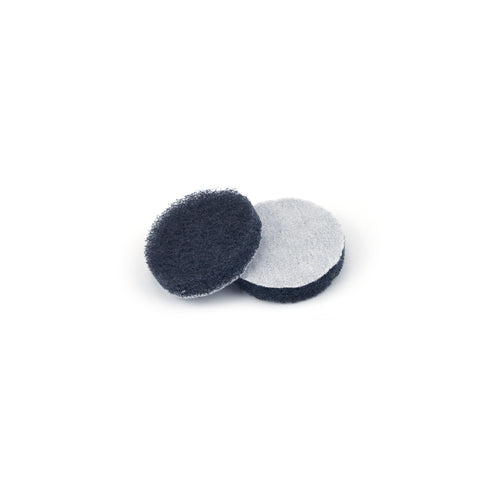 "2"" Fine(1000 Grit) Round Heavy Duty Hook and Loop Scouring Pads"