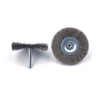 "3"" (75mm) x 6mm Mounted Shank 0.15mm Stainless Steel Wire Wheel Brushes"