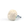 45x20mm x 6mm Shank Mounted Cotton Buffing Wheels, Mushroom-Like