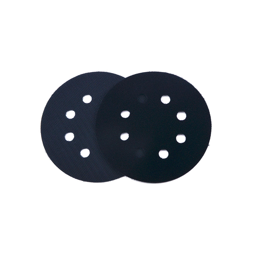 "5"" (125mm) 8-Hole Ultra-thin Surface Protection Interface Buffer Backing Pads"