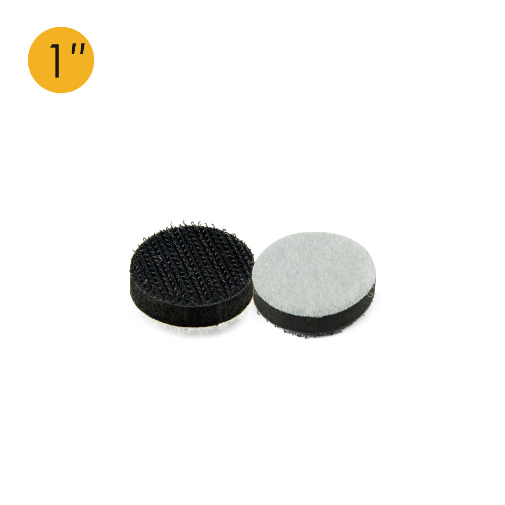 "1"" (25mm) EVA Sponge Hook & Loop Surface Protection Interface Buffer Backing Pad"