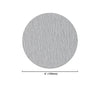 "6"" (150mm) White Dry Hook & Loop Sanding Discs (60-1000 Grit), 1 Disc"