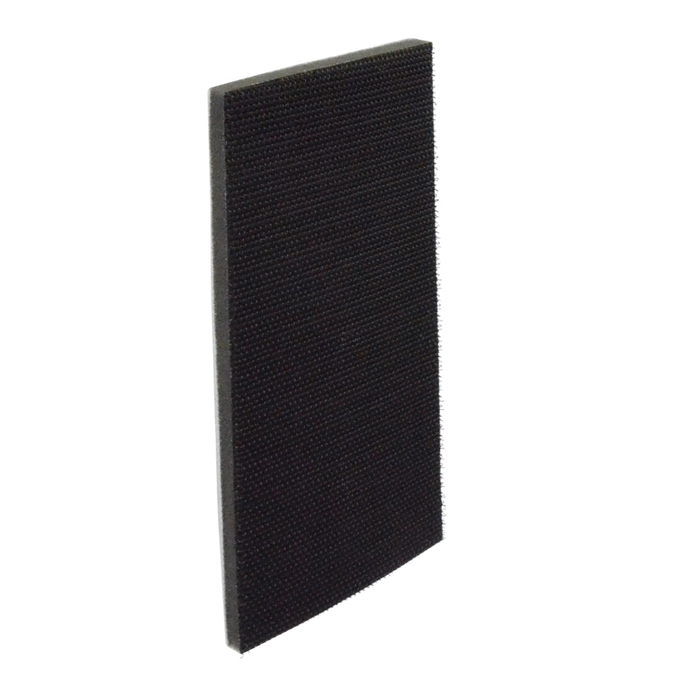 70x130mm Soft Sponge Hook & Loop Surface Protection Interface Buffer Backing Pad