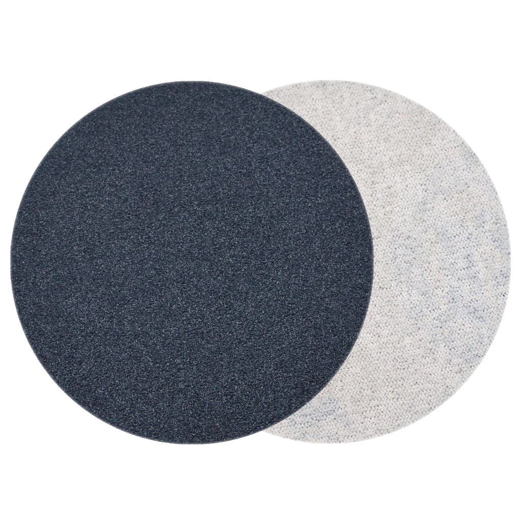"3"" 100 Grit Silicon Carbide Wet/Dry Hook & Loop Sanding Discs, 10 Discs"