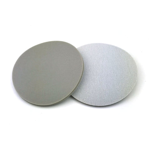 "5"" 1000 Grit Heavy-duty Sponge-Backed Hook & Loop Sanding Discs"