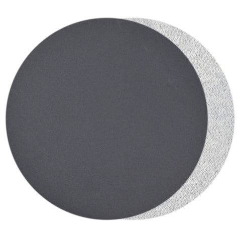 "7""  (180mm) 1000 Grit Silicon Carbide Wet/Dry Hook & Loop Sanding Discs, 10 Discs"