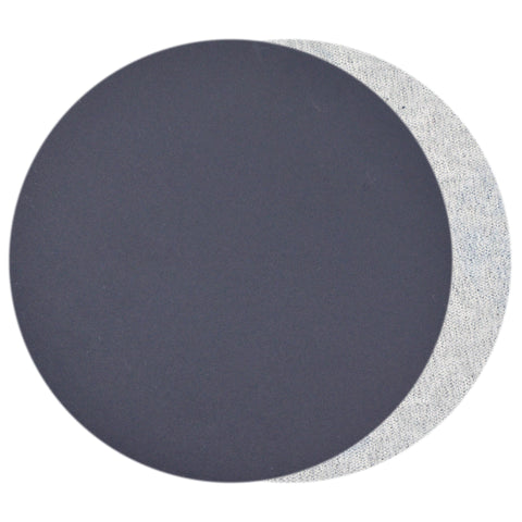 "6"" 1000 Grit Silicon Carbide Wet/Dry Hook & Loop Sanding Discs, 10 Discs"