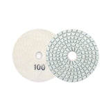 "3"" 100 Grit Diamond Wet/Dry Hook & Loop Polishing Discs"
