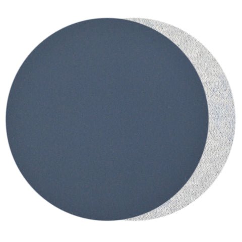 "7""  (180mm) 1200 Grit Silicon Carbide Wet/Dry Hook & Loop Sanding Discs, 10 Discs"
